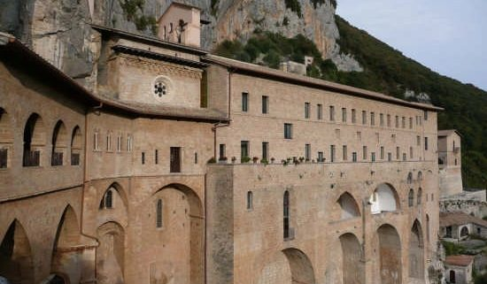 Subiaco e i monasteri benedettini